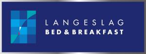 Illustratie: weergave van het logo van bed and breakfast Langeslag in Hoek van Holland.